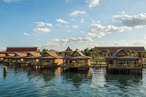 Seven Seas Lagoon at Disney's Polynesian is the overwater retreat for families with luxurious bungalows, dining, and entertainment that adds up to the ultimate Polynesian-style getaway.