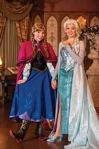 The Coolest Summer Ever stars none other than the family-favorite Frozen characters – Anna, Elsa, Kristoff, and Olaf. Enjoy parades, shows, sing-alongs, and even Frozen fireworks at Disney this year.