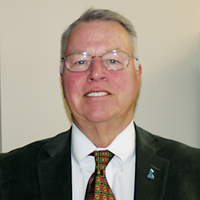 Tom Gallagher, Central Virginia BBB President