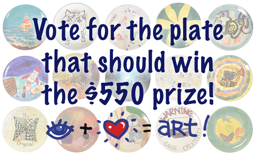Who Should Win The I Heart Art Grand Prize?