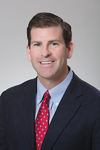 Paul Caldwell, MD, with Tuckahoe Orthopaedics