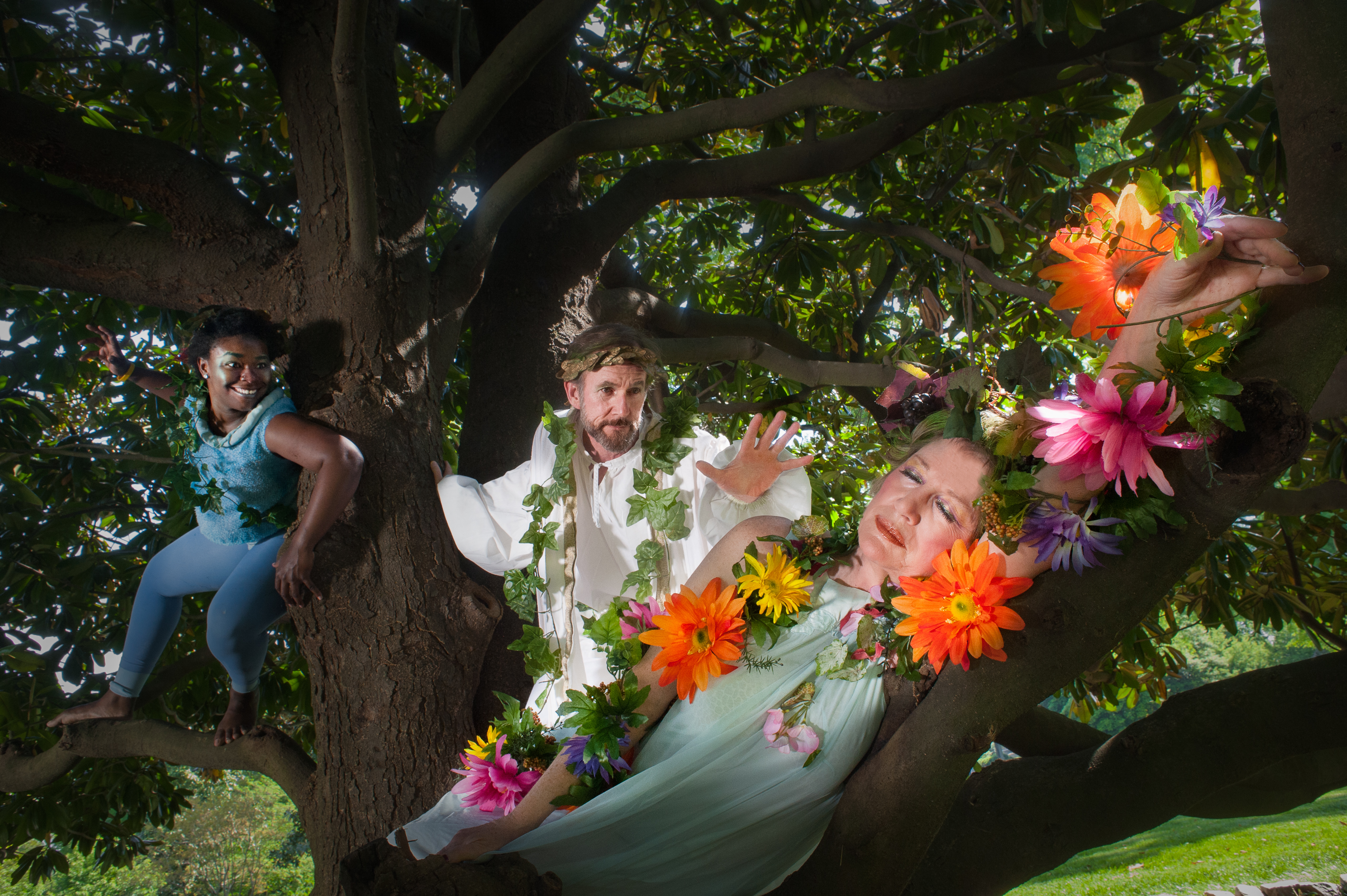 Midsummer Night's Dream Is Absolutely Dreamy At Agecroft