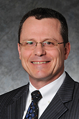 Jim Godwin is vice president of HR with Bon Secours