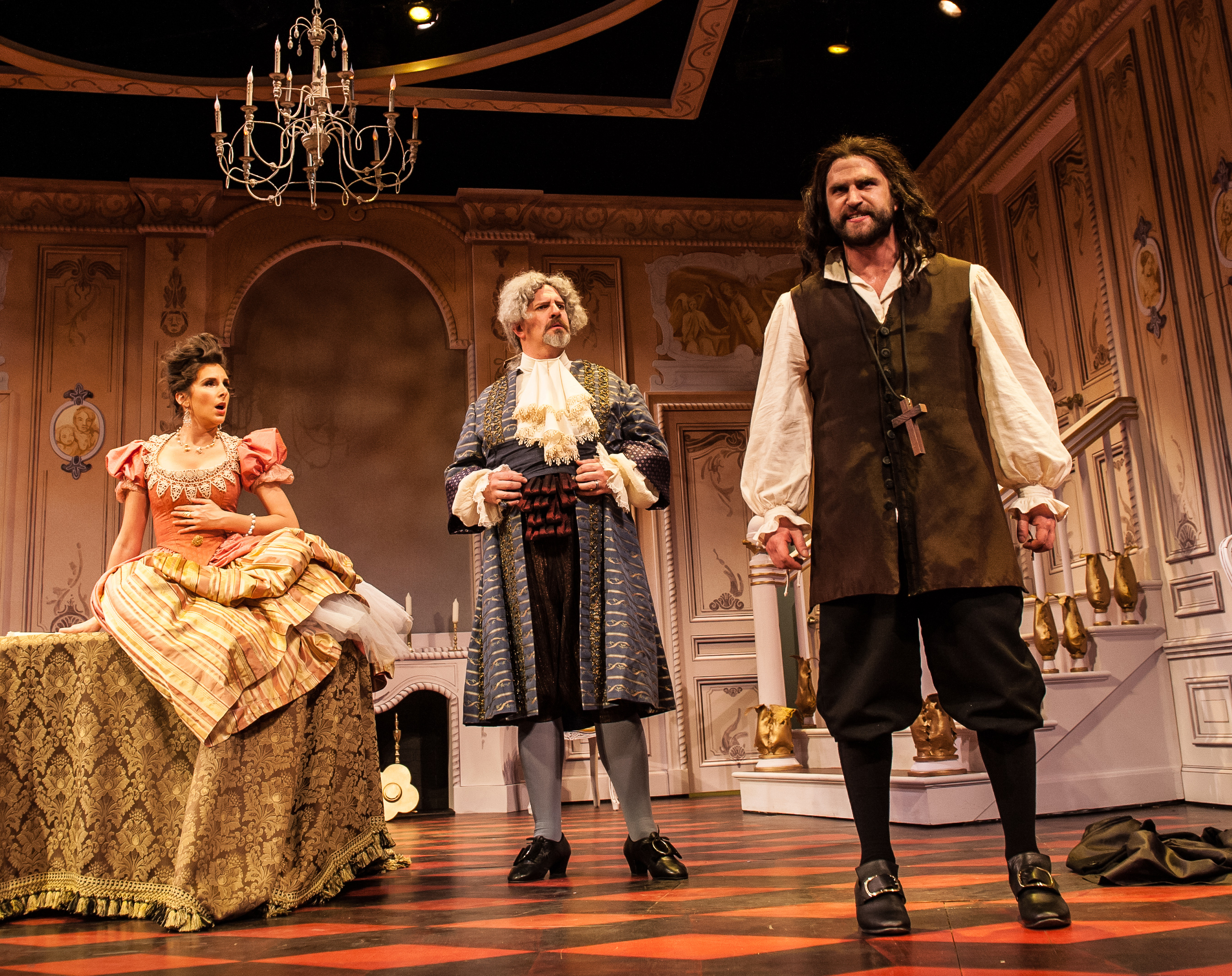 Tartuffe: Well-Played Comedy Takes A Jab At Hypocrisy