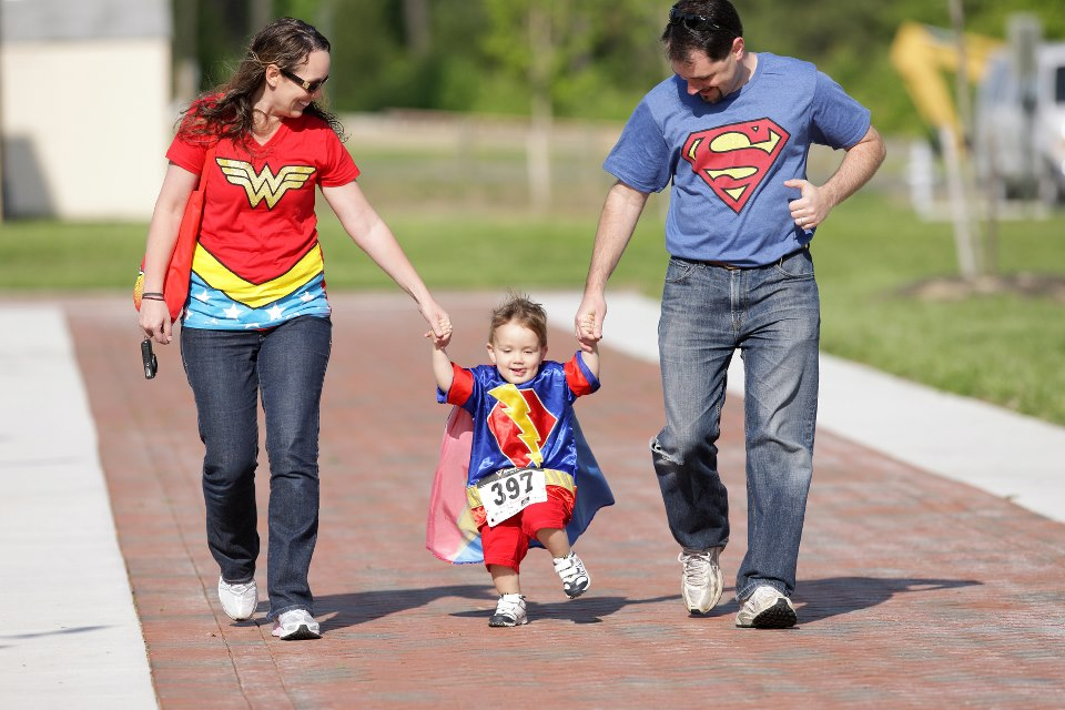 A Healthy Body Image Is A Super Family Value