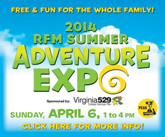Summer Adventure Expo – March 29 At Peak Experiences