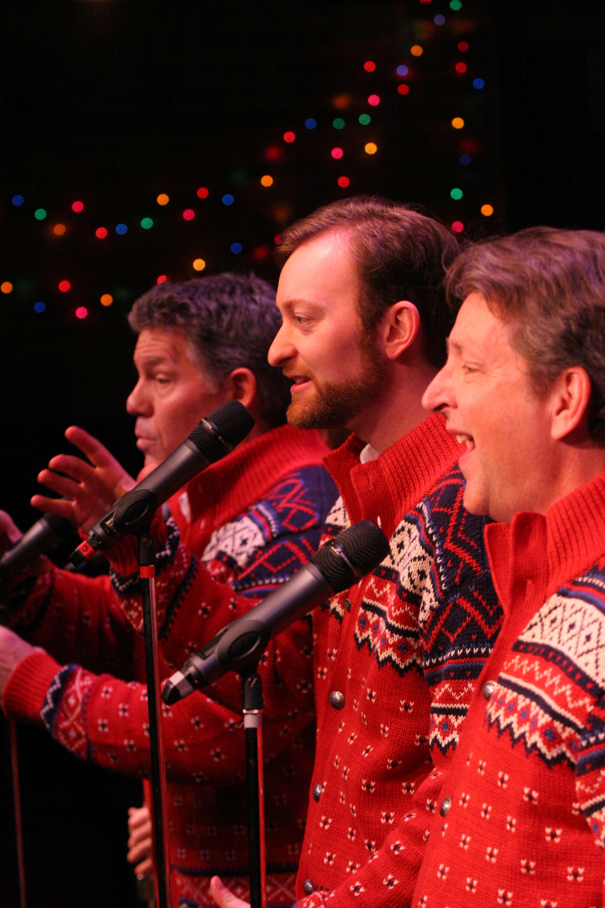 A Lug Nuts Christmas: Rousing Entertainment For All Ages!