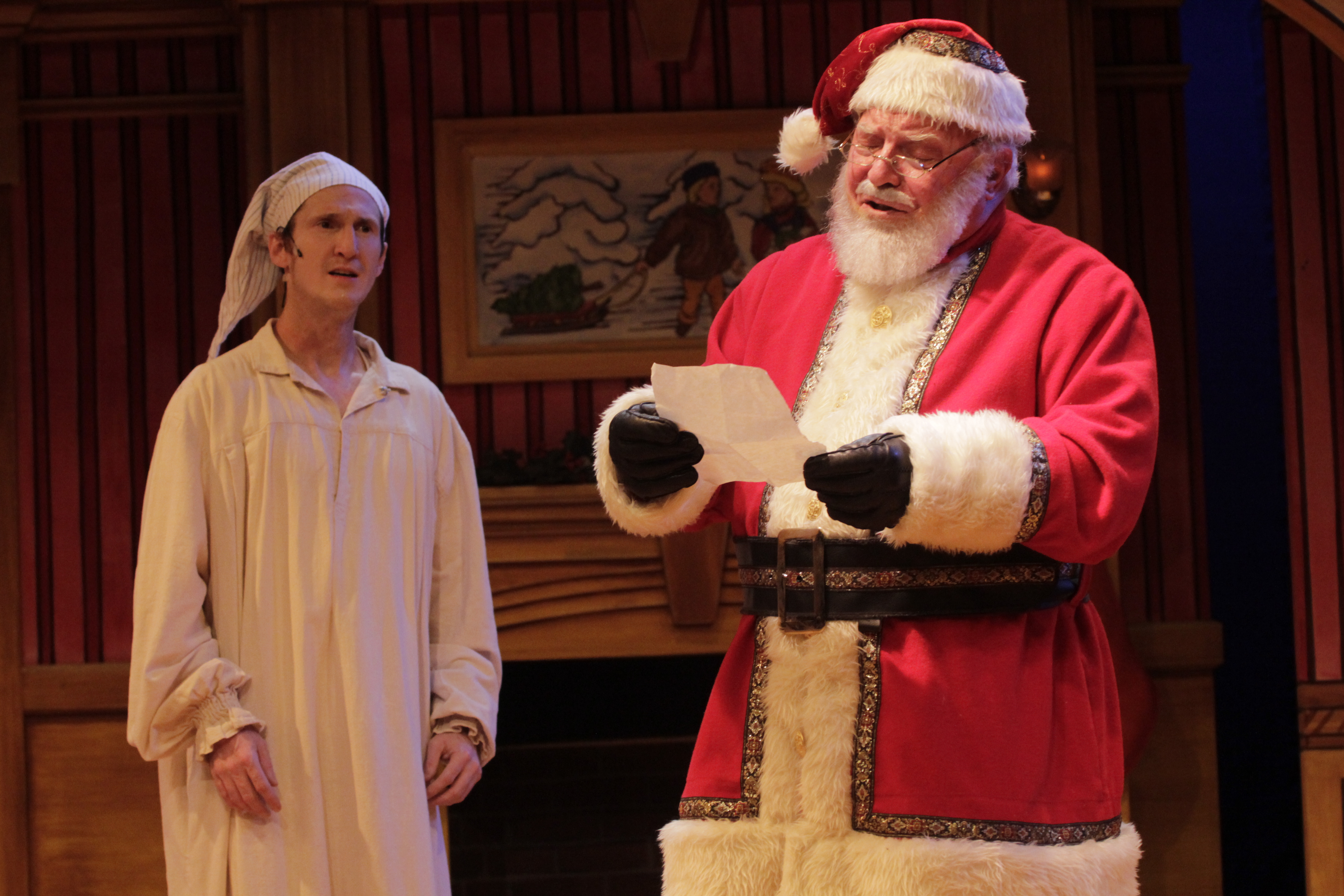 Night Before Christmas: Endearing Classic Gets A Modern Twist
