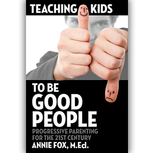 Teaching Your Kids To Be Good People – A Culture Of Caring