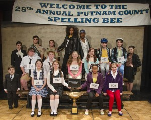 SPARC presents two complete teen casts for this funny, clever, and touching musical for kids twelve and up.
