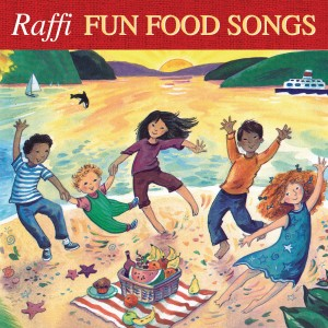 Raffi_Fun_Food_Songs_Cover_1_