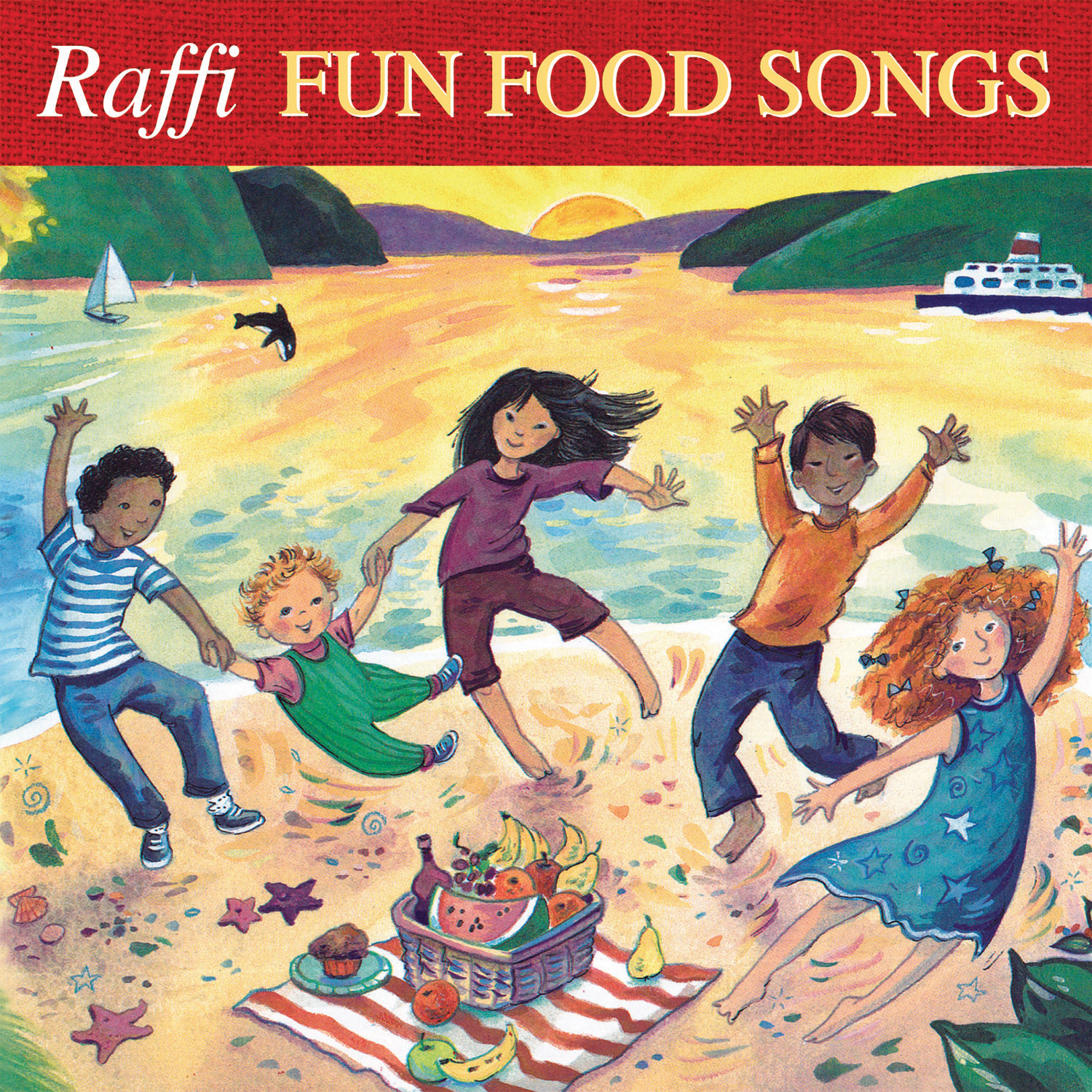 Raffi's Fun Food Songs To Be Released November 12