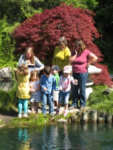 Garden Explorations for Families 1
