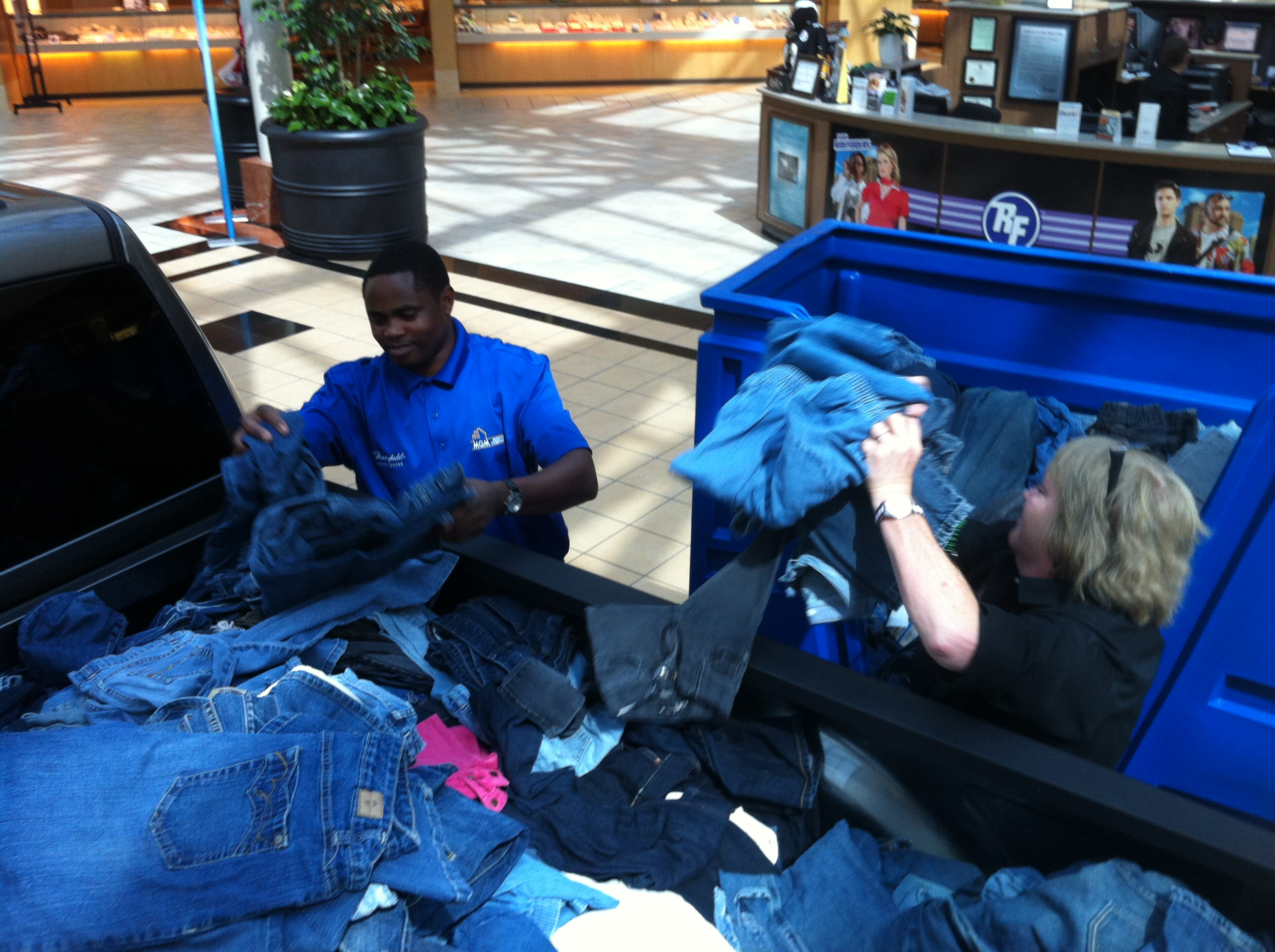 Whitten Brothers 5th Annual Denim Drive