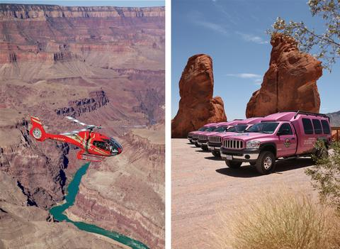 The Papillion Group And Pink Jeep Tours Announce Partnership