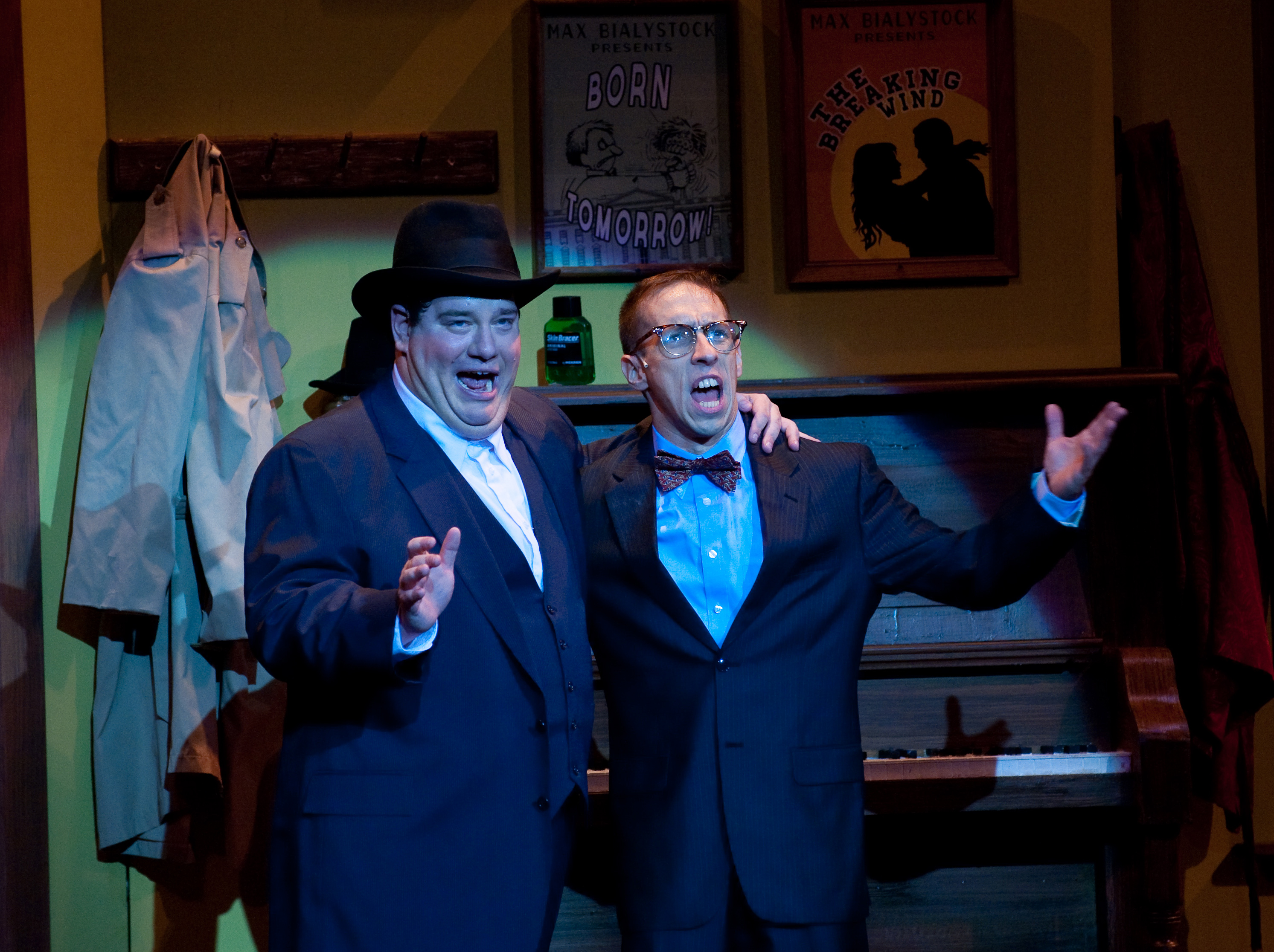 """The Producers – The """"Best Of The Best"""" From Virginia Rep"""