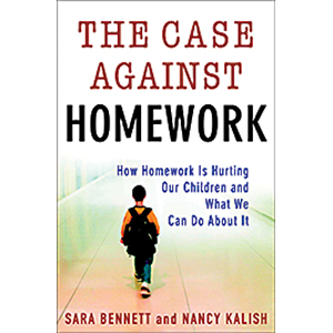 The Case Against Homework – The Real Way To Help