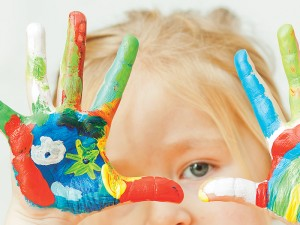 Want A Creative Kid? 7 Tips That Might Help!