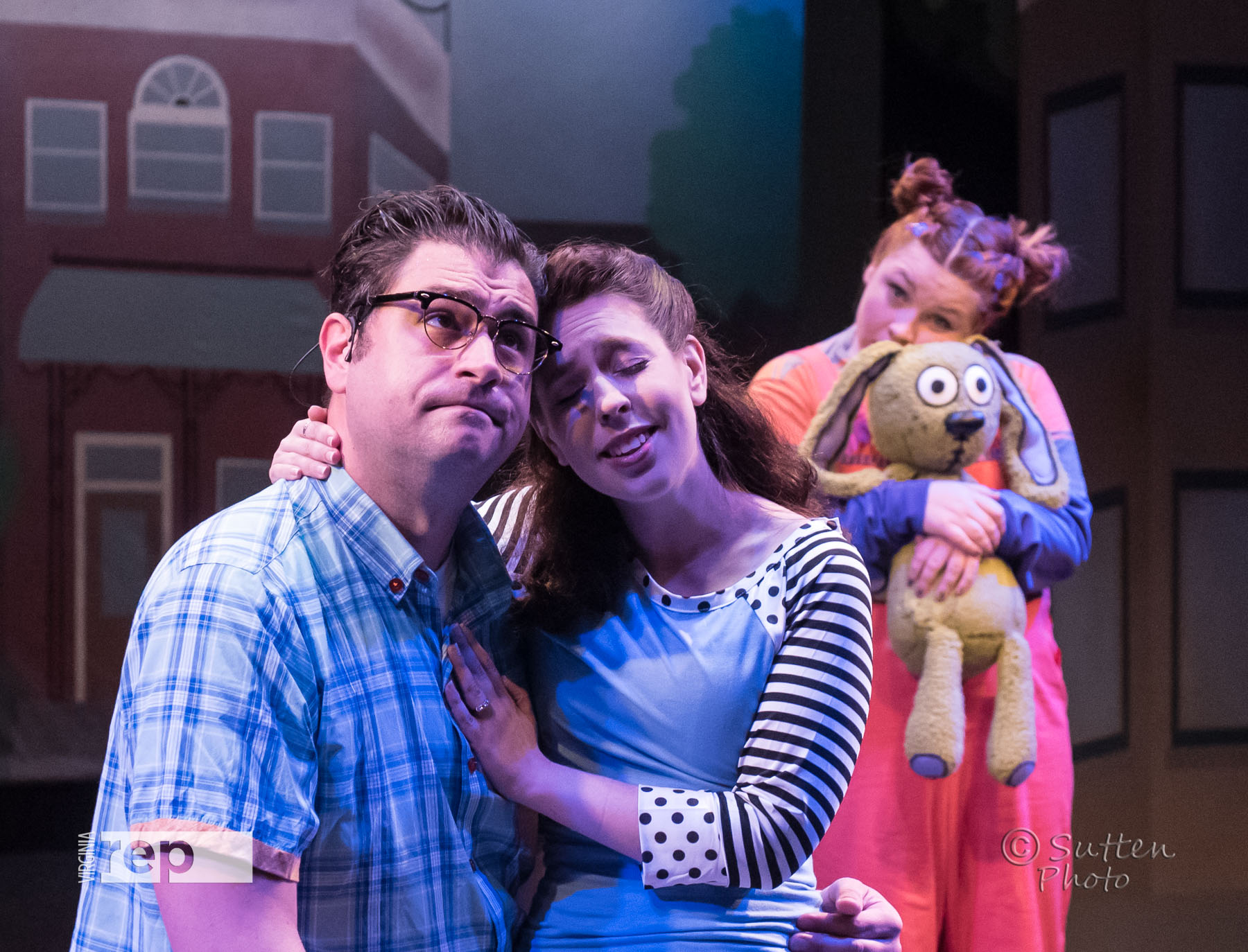 """""""Knuffle Bunny: A Cautionary Musical"""" Is A Funny And Sweet Summer Treat For Little Ones"""