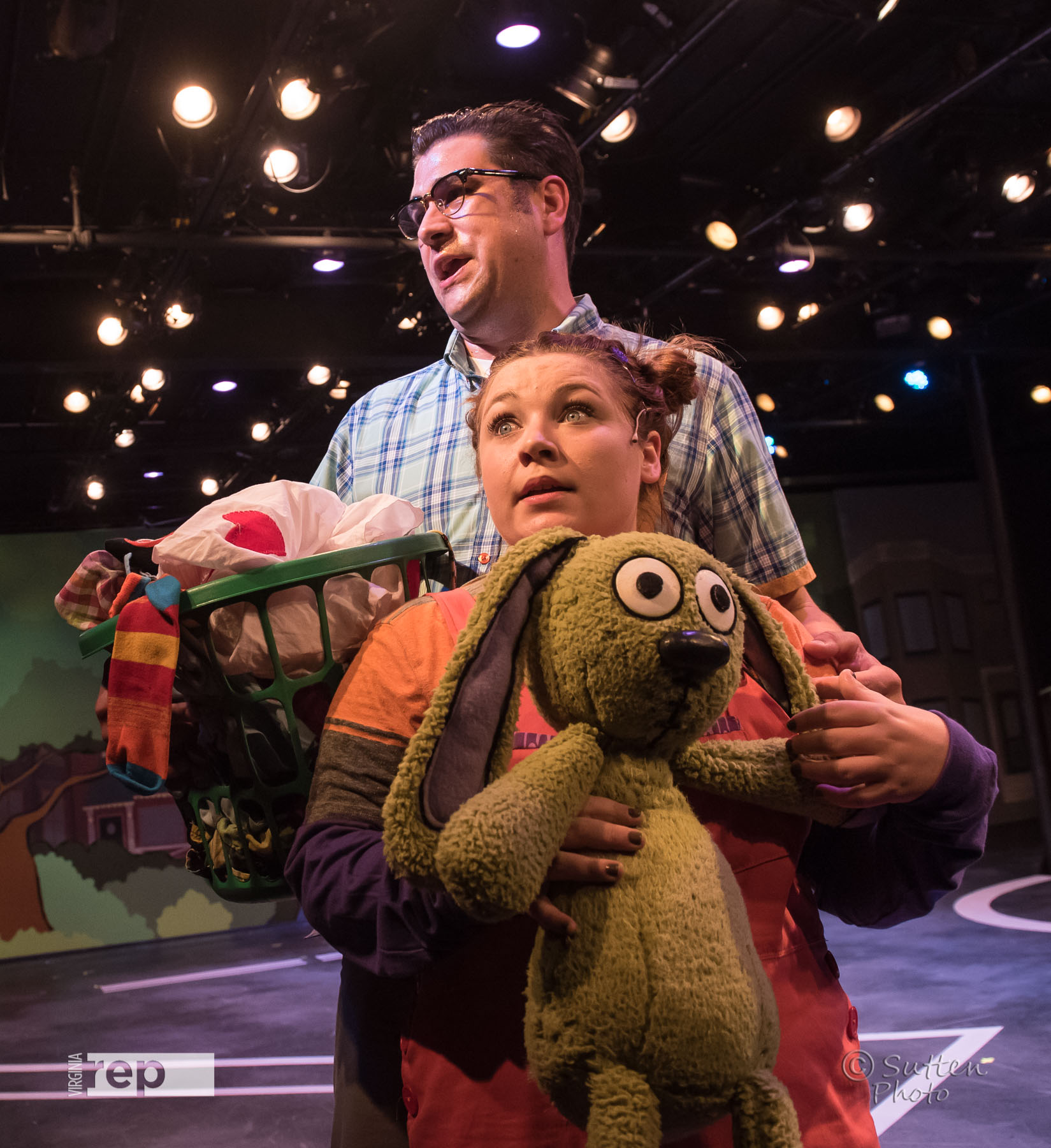 Puppet Designer Kylie Clark's Talents Bring Knuffle Bunny To Life