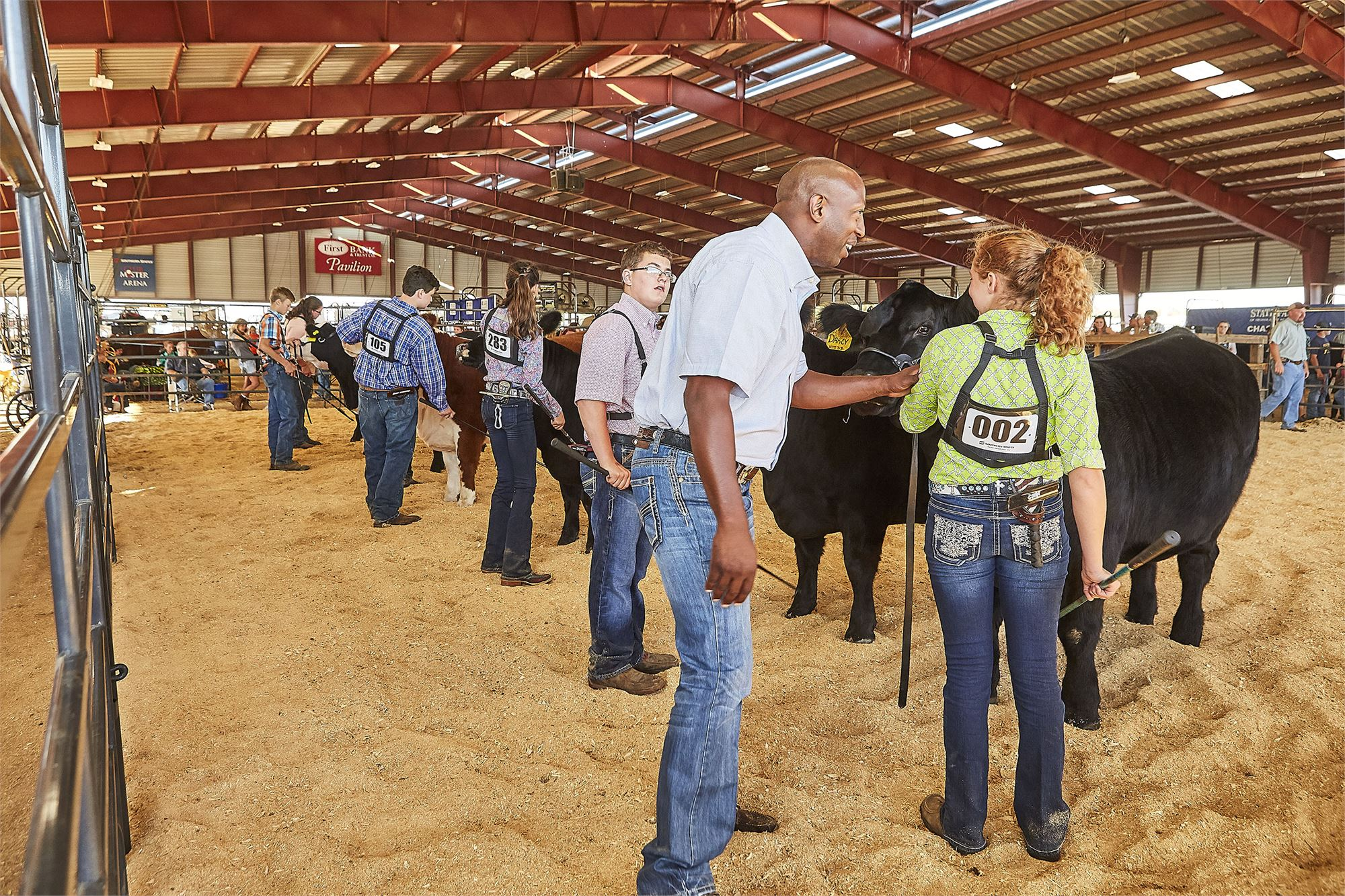 State Fair Of Virginia Competitions Offer Scholarships, Trips, And Positive Vibes