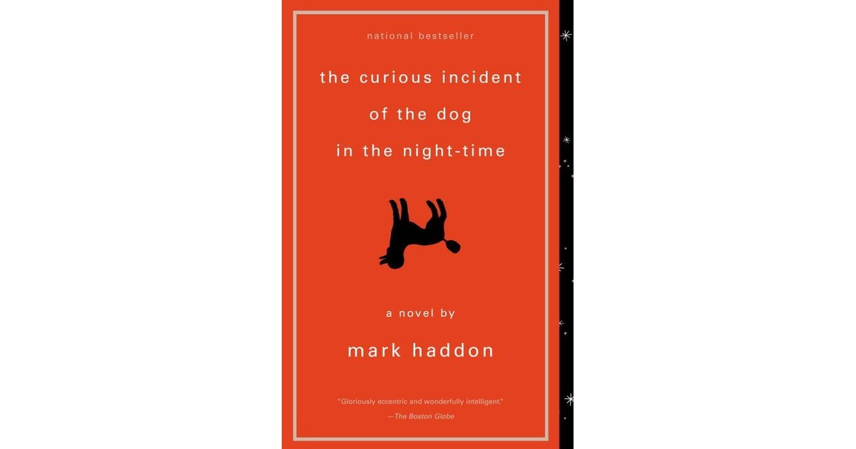 RFM Bookshelf: The Curious Incident Of The Dog In The Night-time