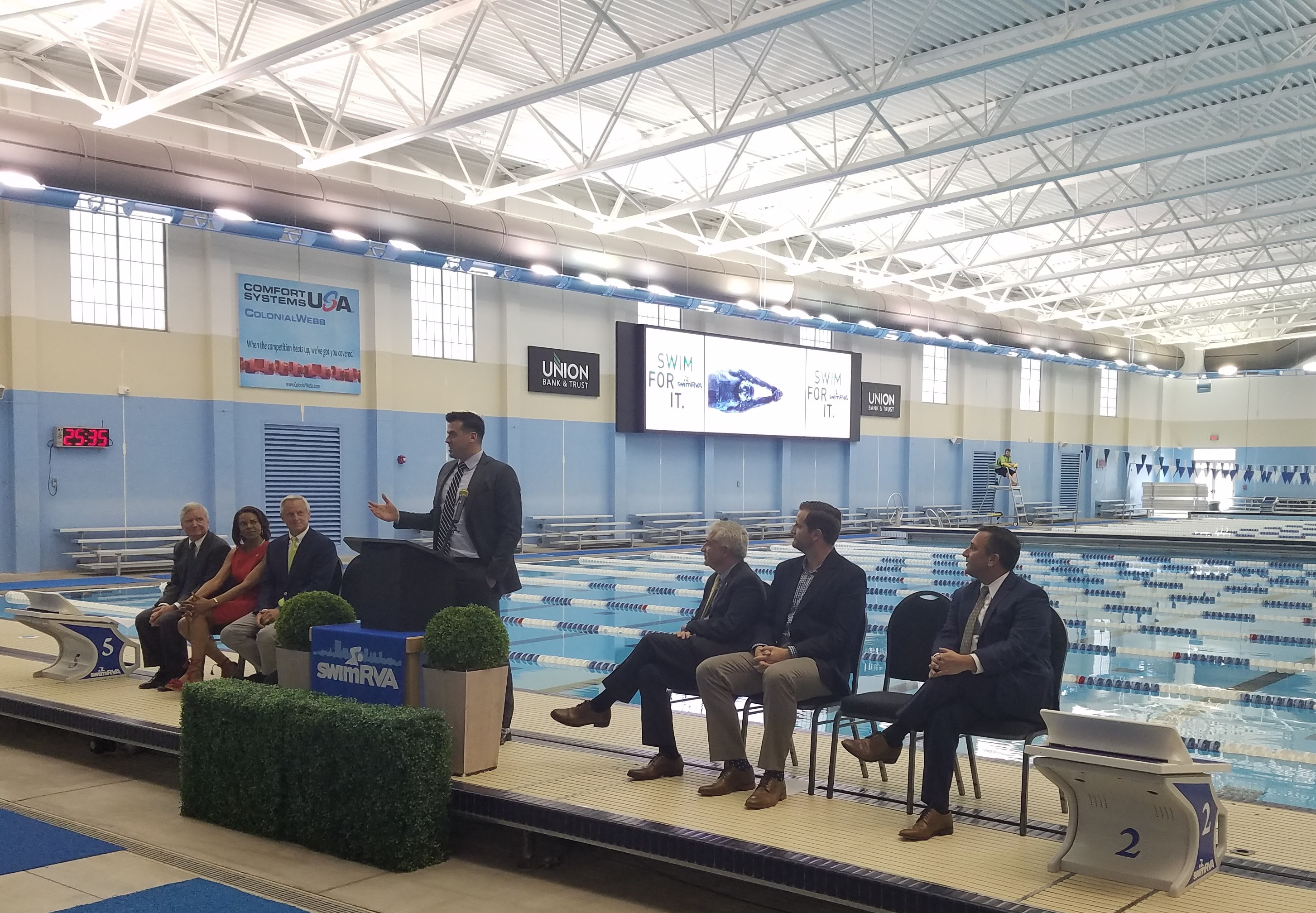 World's Top Swimmers To Compete In Richmond In April