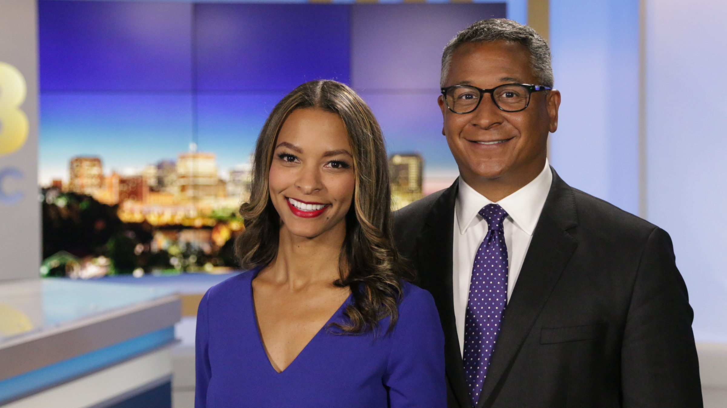 8NEWS And Richmond Welcome Constance Jones To The News Desk