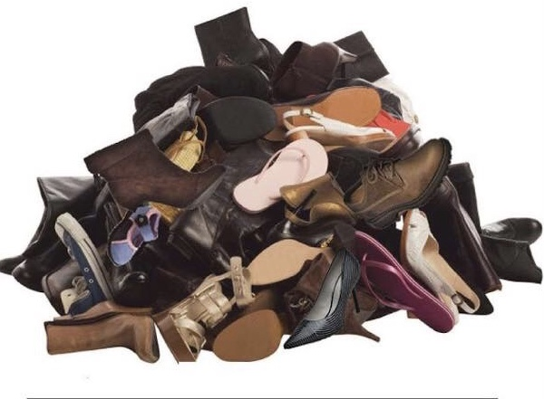 Saxon Wants Your Gently Used Shoes! Donate Through December 24