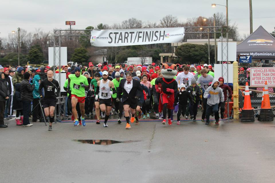 Why You Should Get In On Nutzy's Rotary Funn Run In November