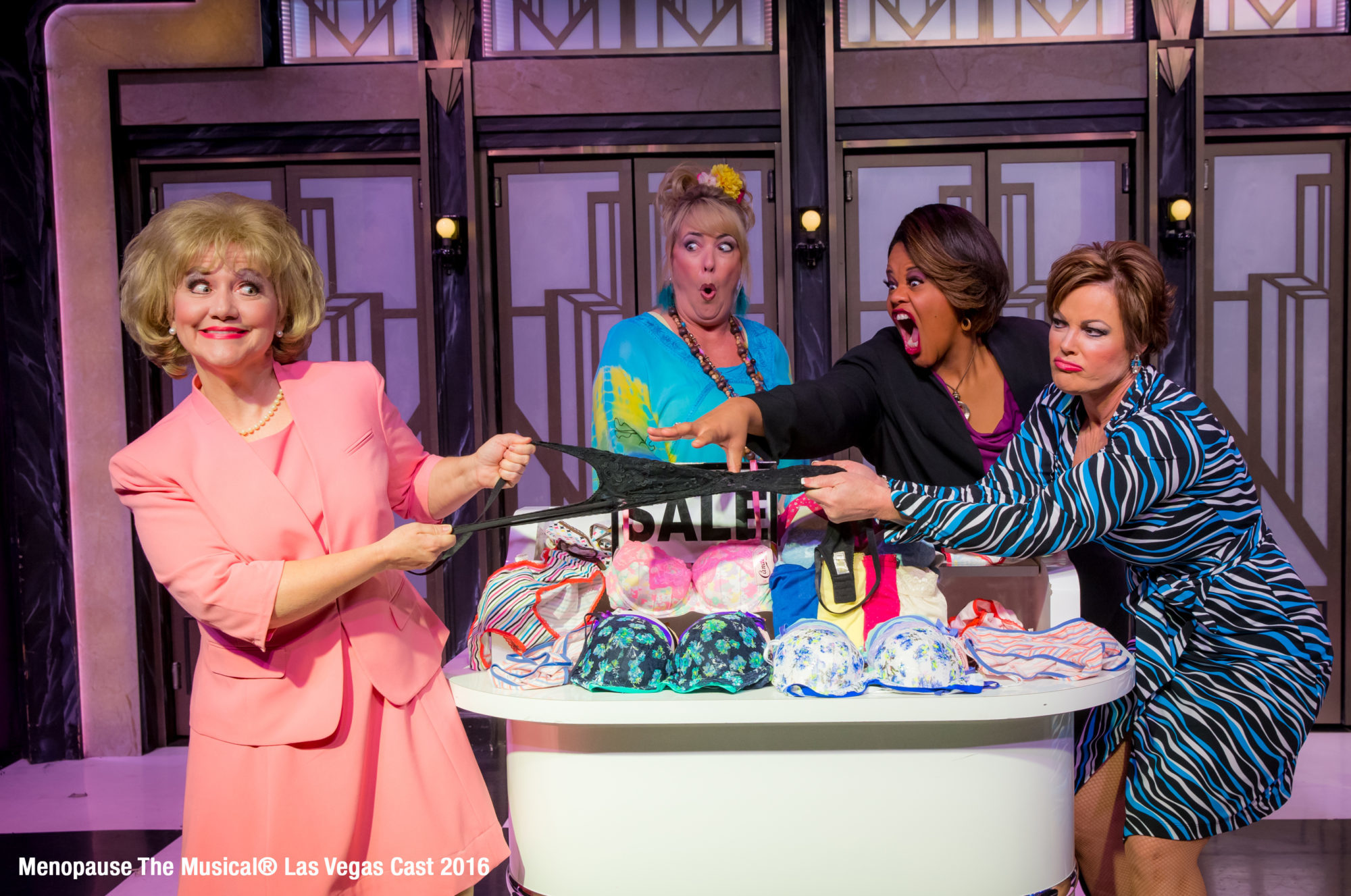 """Menopause The Musical"" Actress Was Nowhere Near Menopause When Show Began"