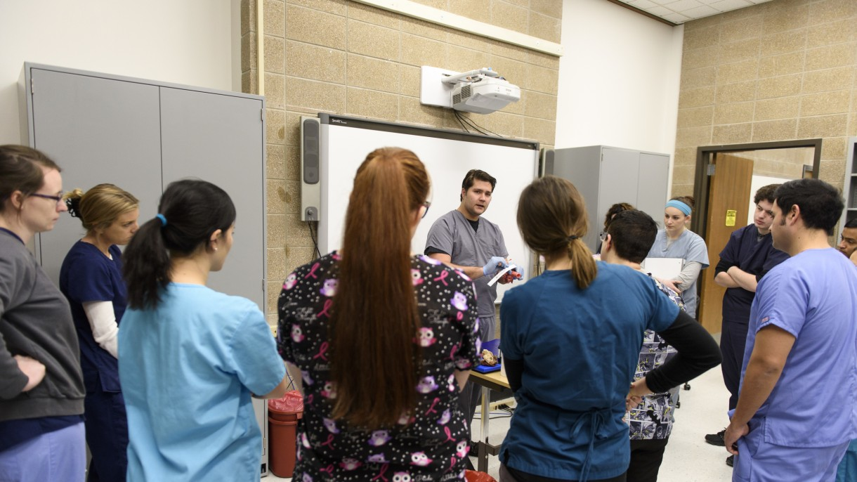Pathologists' Assistant (MS) · Rosalind Franklin University