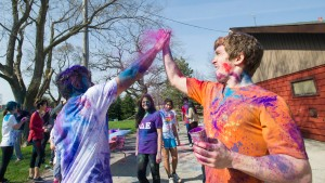 photo gallery image holi-festival