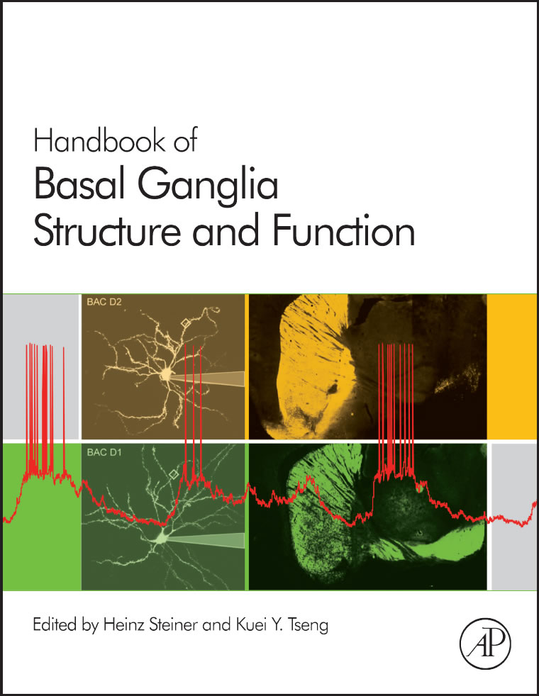 Handbook of Basal Ganglia Structure and Function, First Edition
