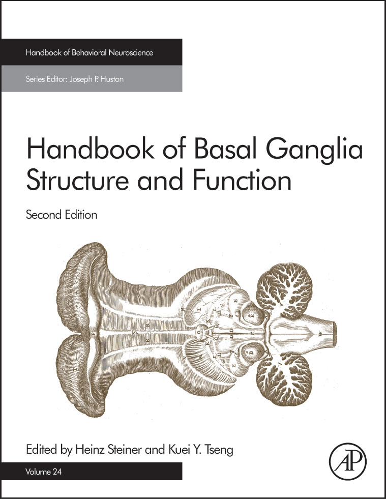 Handbook of Basal Ganglia Structure and Function, Second Edition