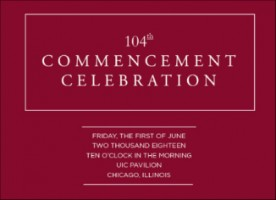 Commencement Celebration