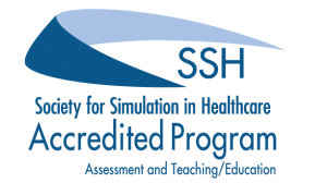 SSH Society for Simulation in Healthcare Accredited Program Assessment and Teaching/Education