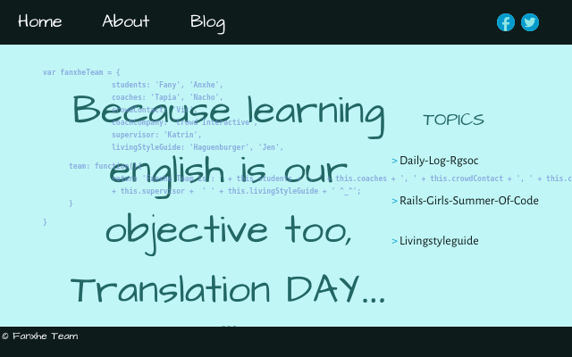 2015 08 04 because learning english is our objective too translation day
