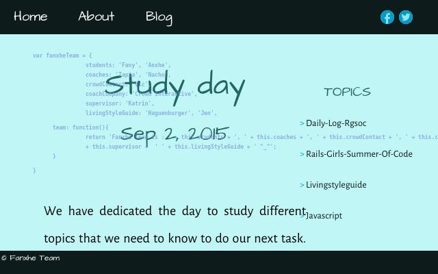 2015 09 02 study day