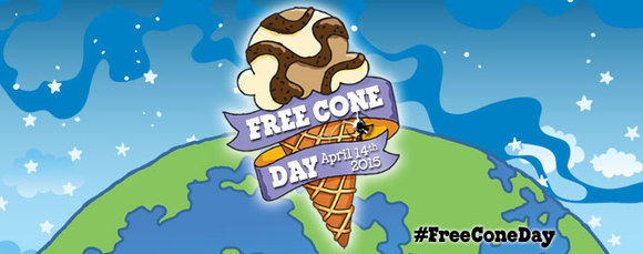 Free Cone Day at Ben & Jerry's!