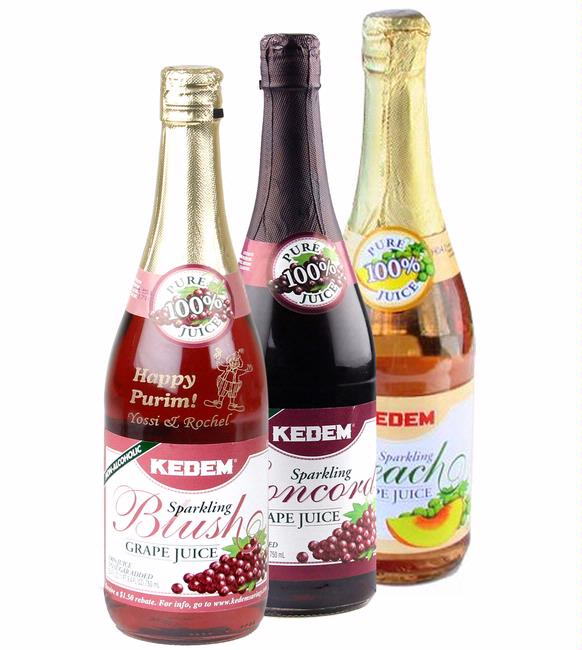 Sparkling Juice Brands Kedem Sparkling Grape Juice