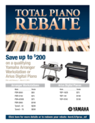 Save Up To $200 Rebate