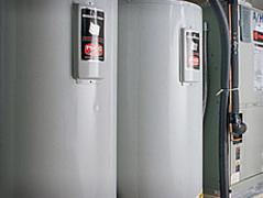 Central System Natural Gas Boiler