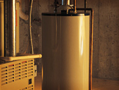 Central System Natural Gas Water Heaters