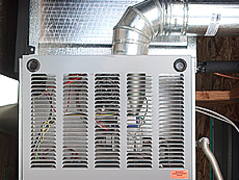 Central Natural Gas Furnace