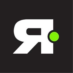 R for social media white