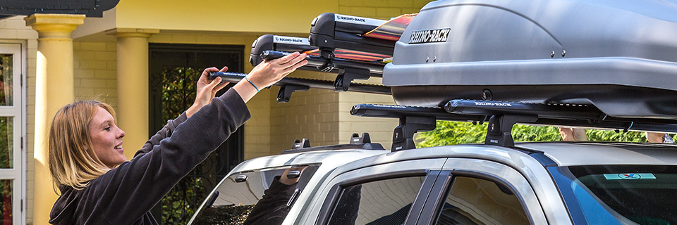 RLT600 Quick Mount Roof Rack