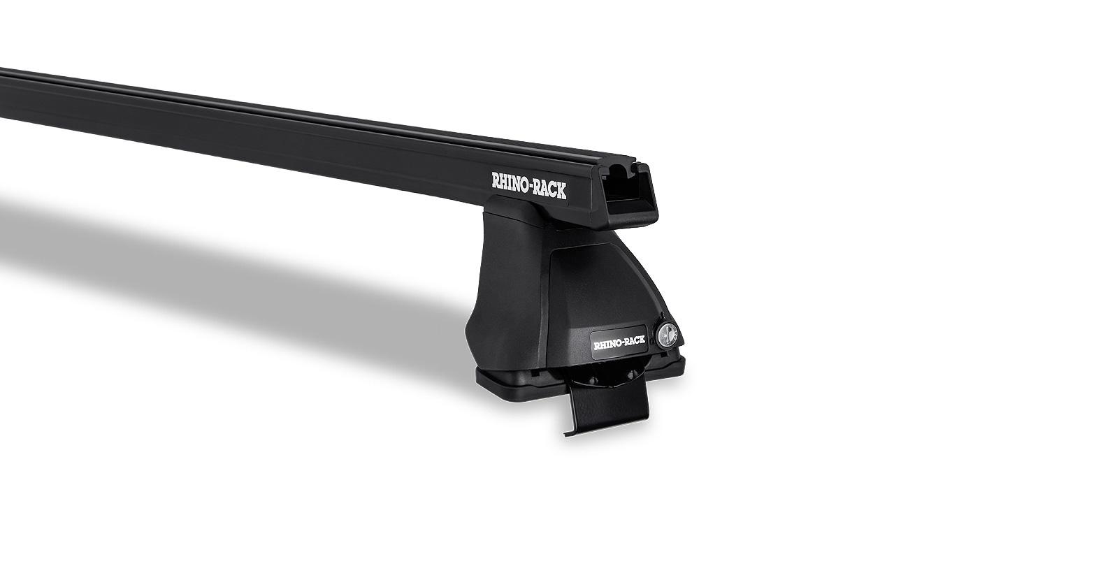 Rhino Rack Heavy Duty 2500 Black 1 Bar Roof Rack