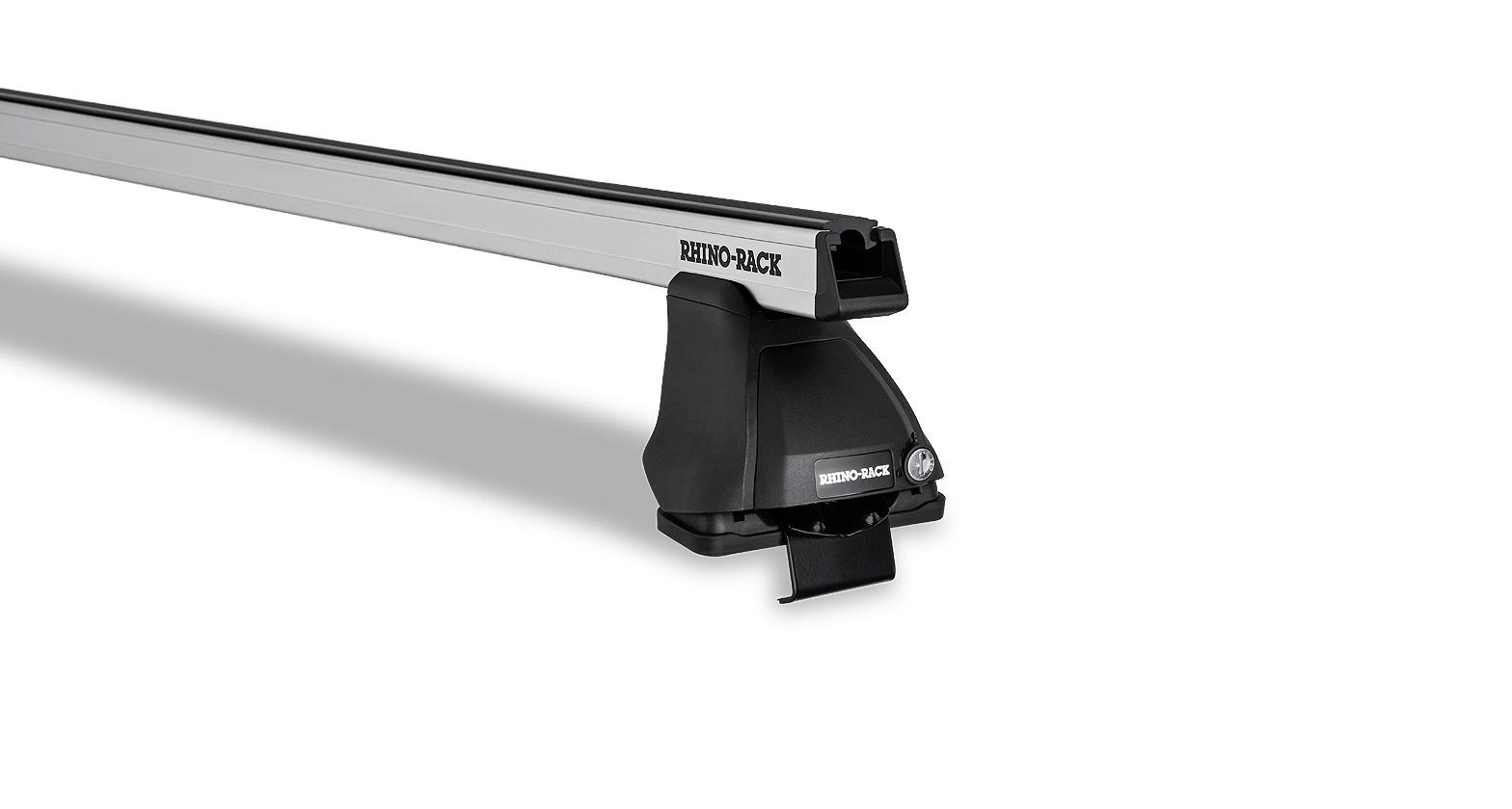 Rhino Rack Heavy Duty 2500 Silver 1 Bar Roof Rack