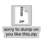 The Download: sorry to dump on you like this.zip